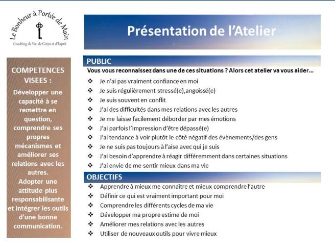formation developpement personnel p2